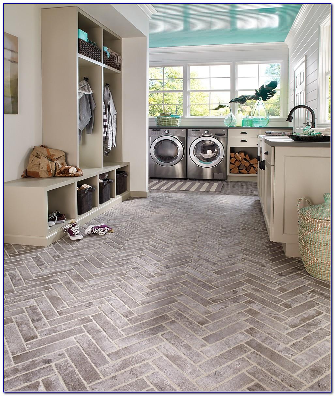 Floor Tile That Looks Like Old Brick