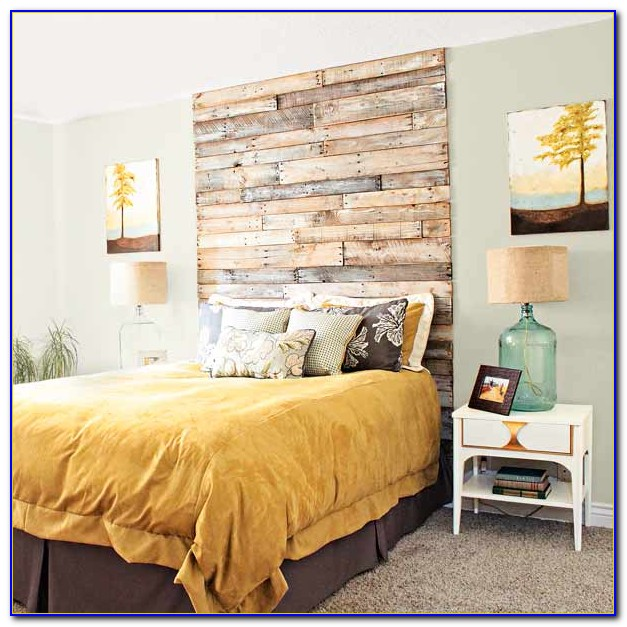 Floor To Ceiling Headboard Diy