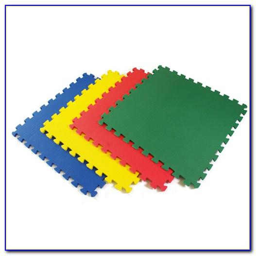 Foam Floor Alphabet Puzzle Mat
