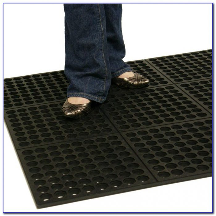 rubber kitchen floor mats rubber backed kitchen floor mats flooring home design 4934