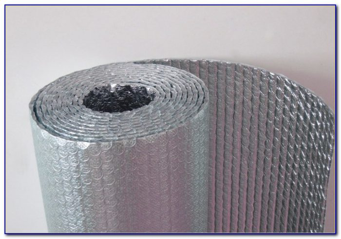 Foil Insulation For Floors