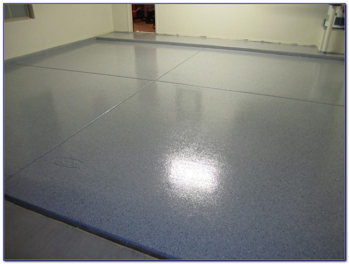 Garage Floor Epoxy Coating Kit