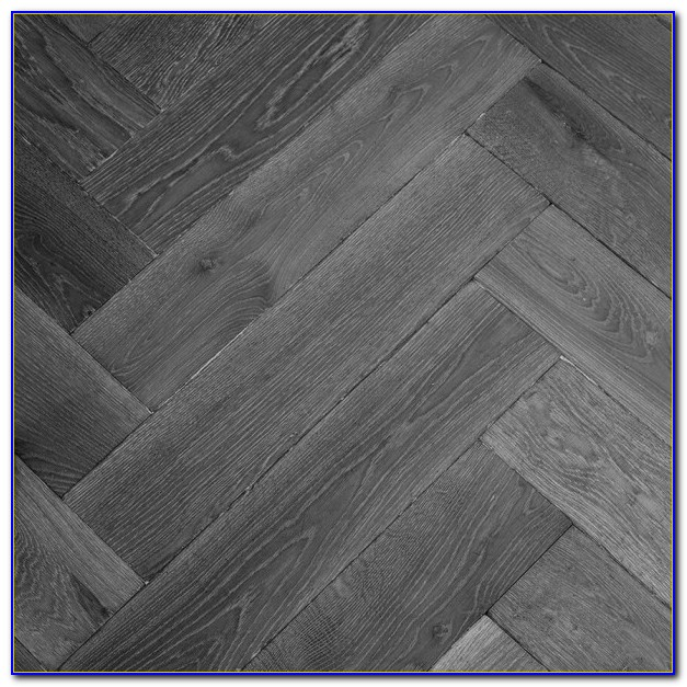 Grey Hardwood Floors With Dark Furniture