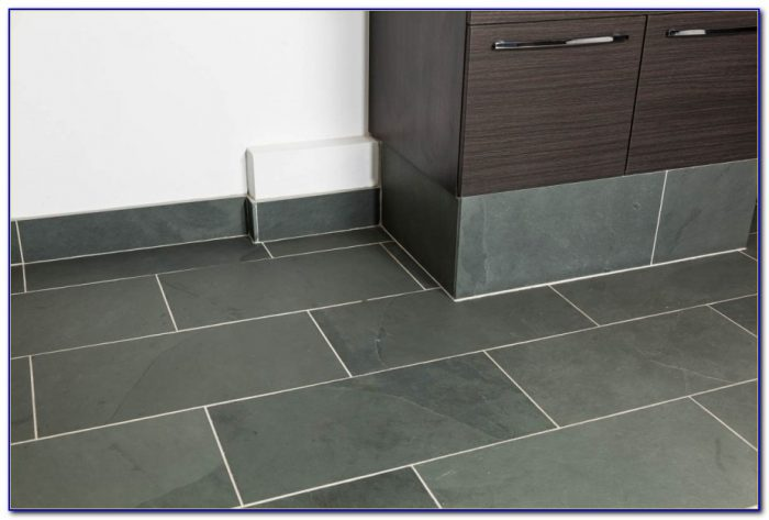 Grey Slate Floor Tiles B&q