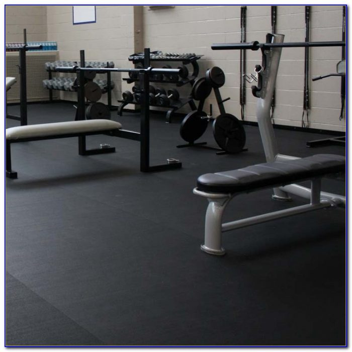 Gym Rubber Floor Mats Perth