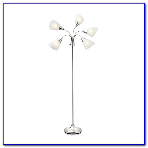 Halogen Light Bulb Floor Lamp