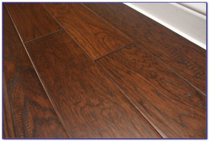 Hand Scraped Engineered Hardwood Flooring Cleaning