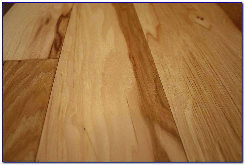 Hand Scraped Engineered Hickory Hardwood Flooring