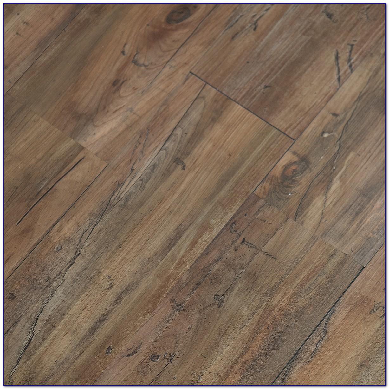 Hand Scraped Luxury Vinyl Plank Flooring