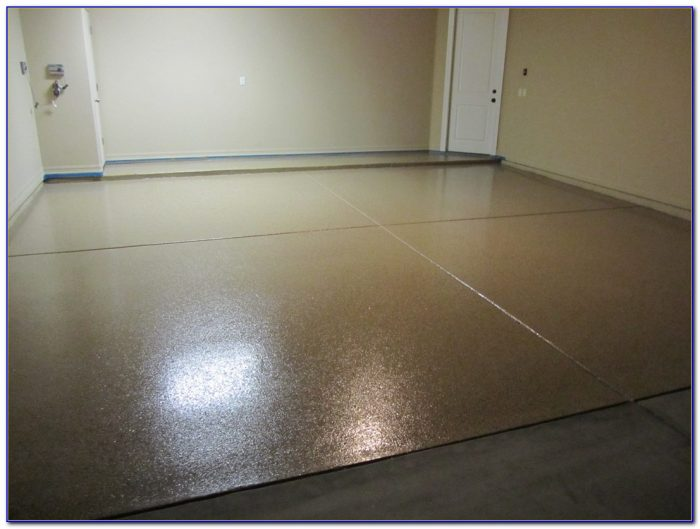 Hard Coat Epoxy Garage Floor Kit