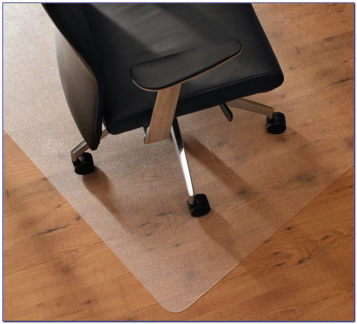 Hard Floor Chair Mats Clear