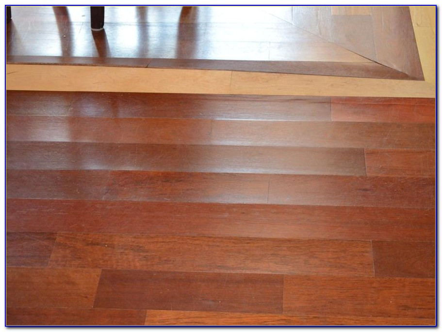 Hardwood Floor Water Damage Cupping