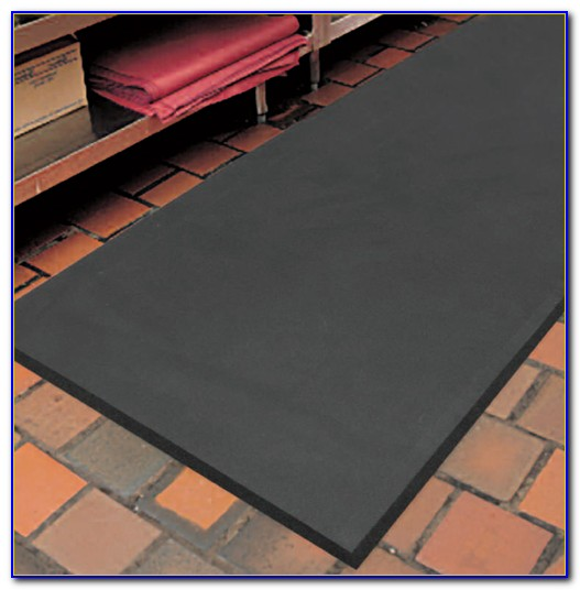 Costco rubber kitchen floor mats flooring home design for How to clean a kitchen floor