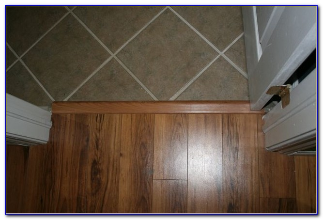 Install Laminate Flooring Transition Pieces