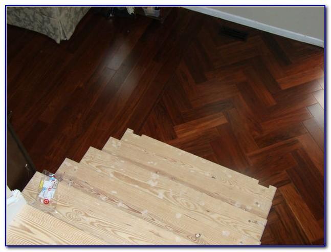 Installing Bruce Hardwood Floors Yourself