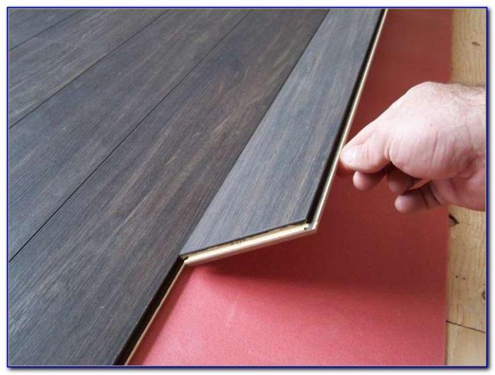 Installing Wood Laminate Flooring On Concrete