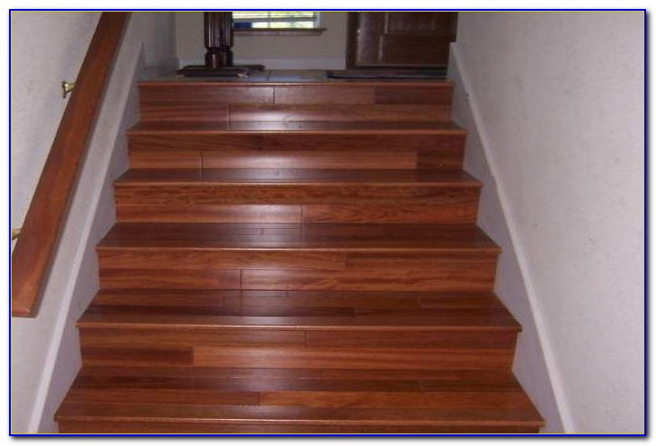 Installing Wood Laminate Flooring Over Linoleum Flooring