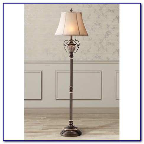 Kathy Ireland Metro Floor Lamp