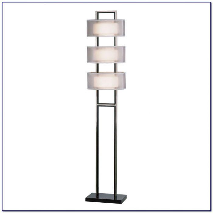 Large Light Bulb Floor Lamp