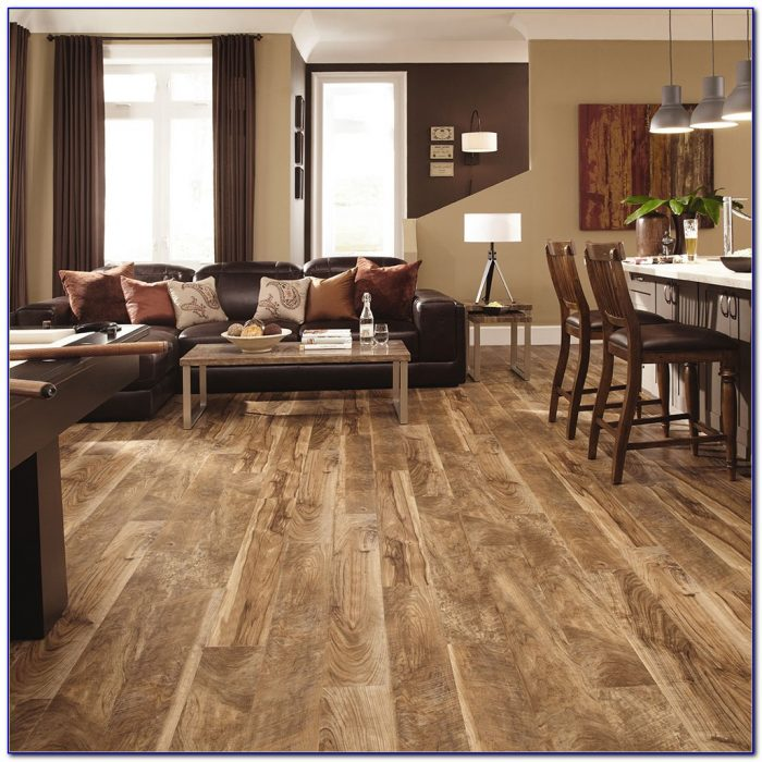 Luxury Vinyl Plank Flooring Vs Hardwood