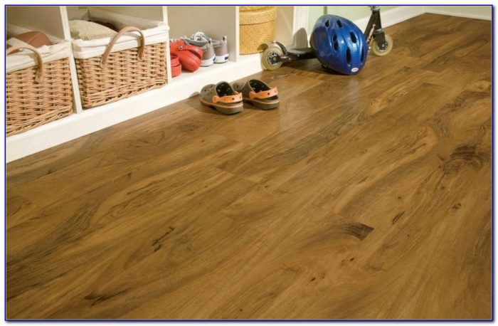 Luxury Vinyl Plank Flooring Waterproof