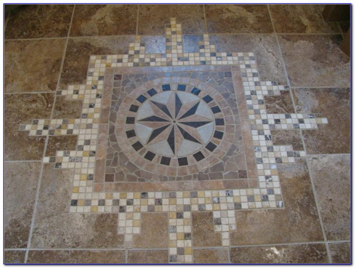 Marble Mosaic Floor Tile Patterns