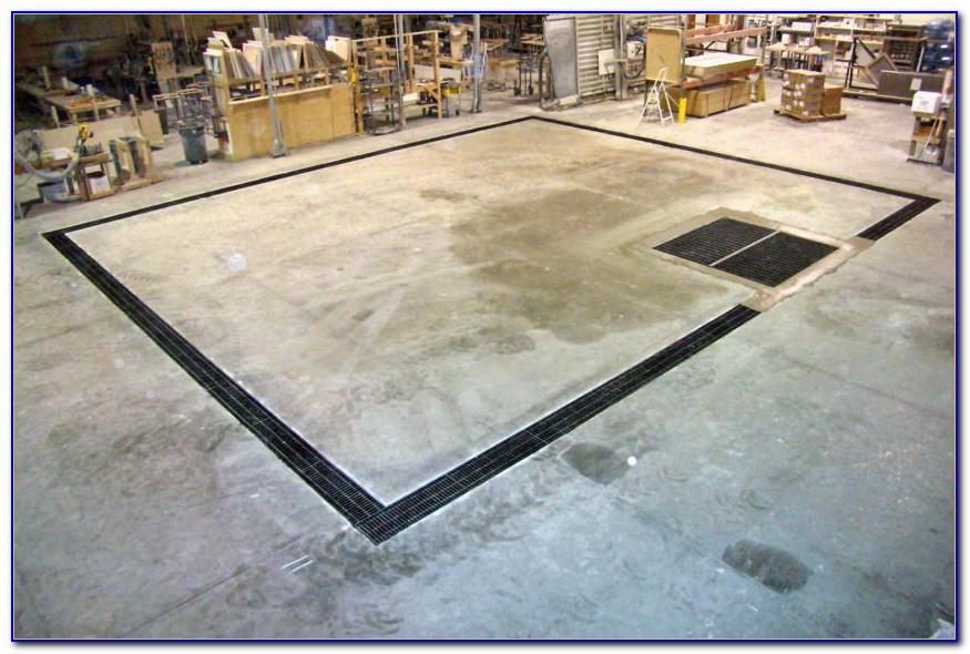 Metal Garage Floor Drain Cover