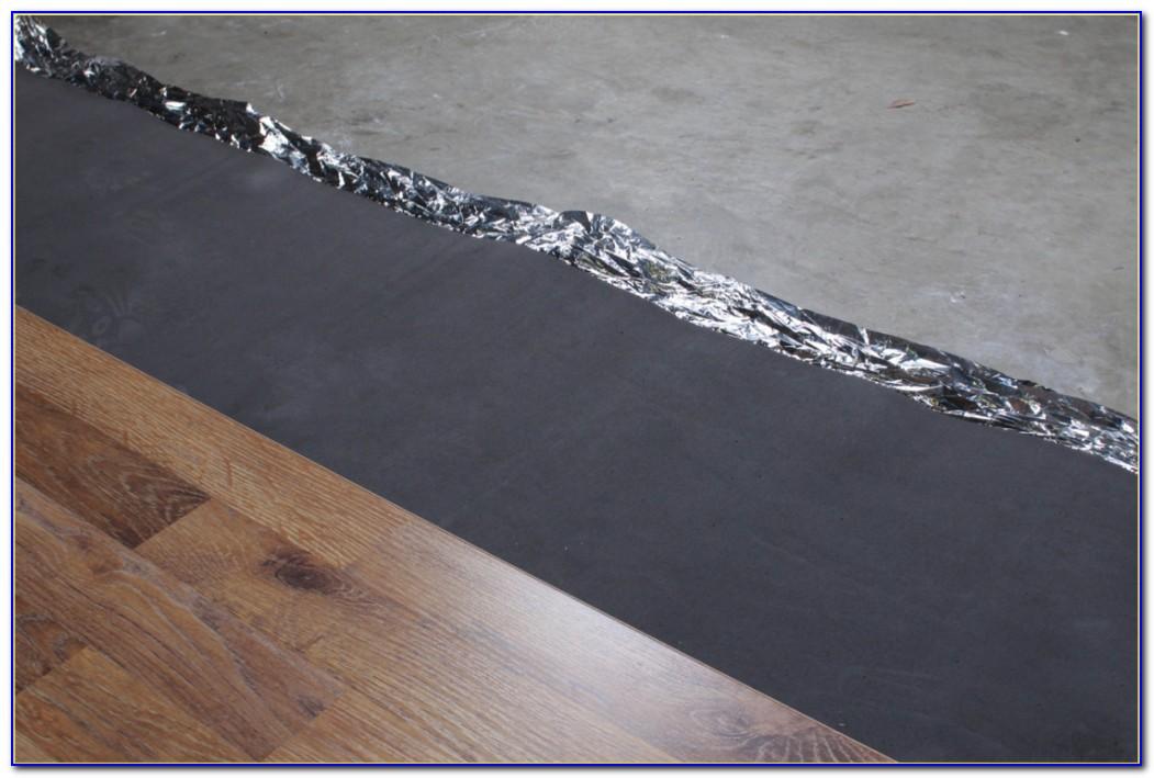 Moisture Barrier For Laminate Flooring Over Concrete