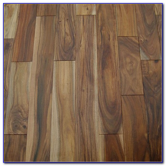 Natural Acacia Walnut Hardwood Flooring