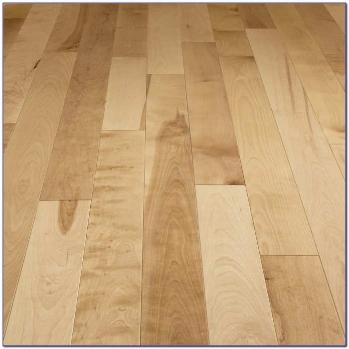 Natural Birch Engineered Hardwood Flooring
