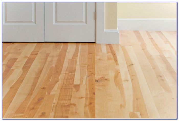 Natural Birch Wood Floors