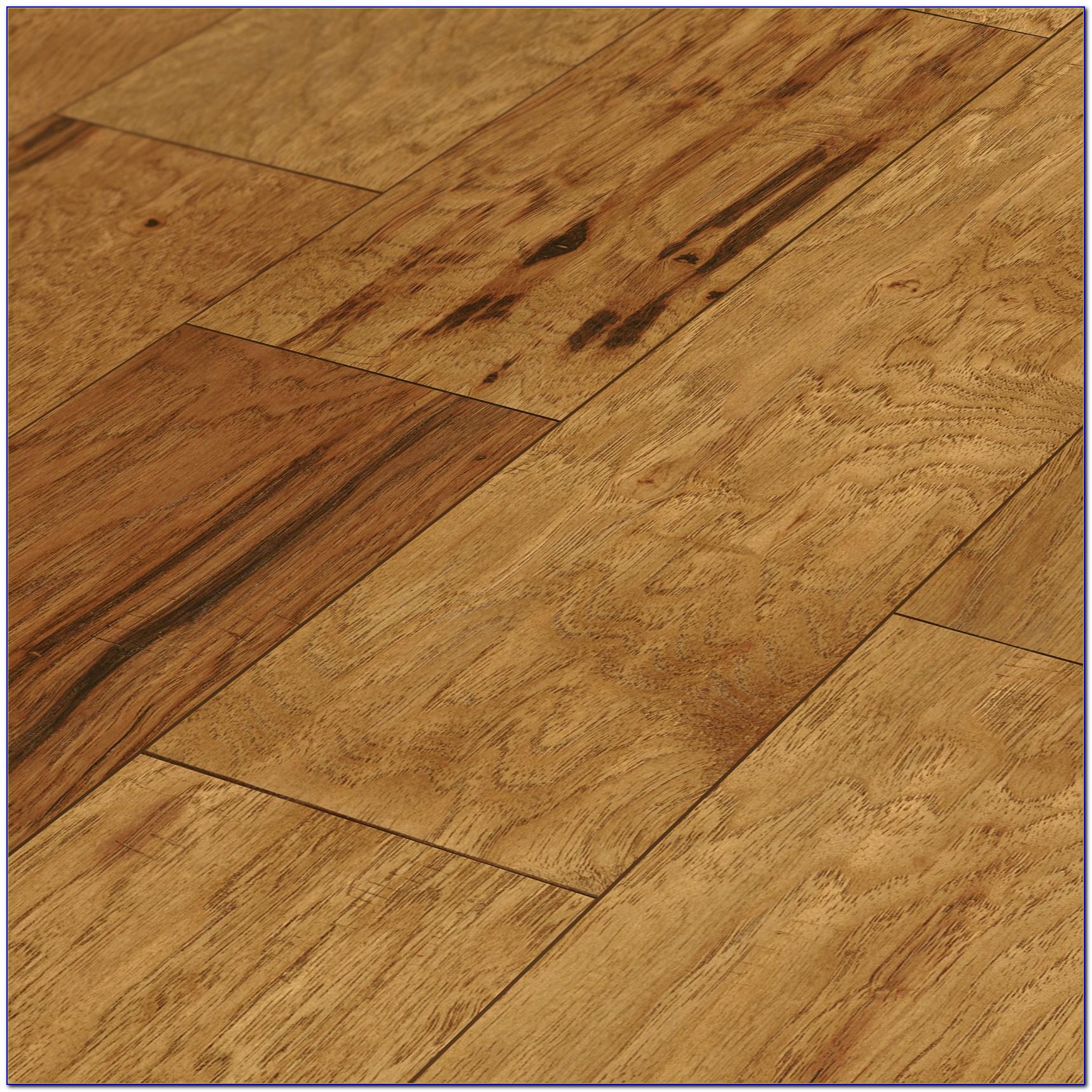 Natural Hickory Engineered Hardwood Flooring