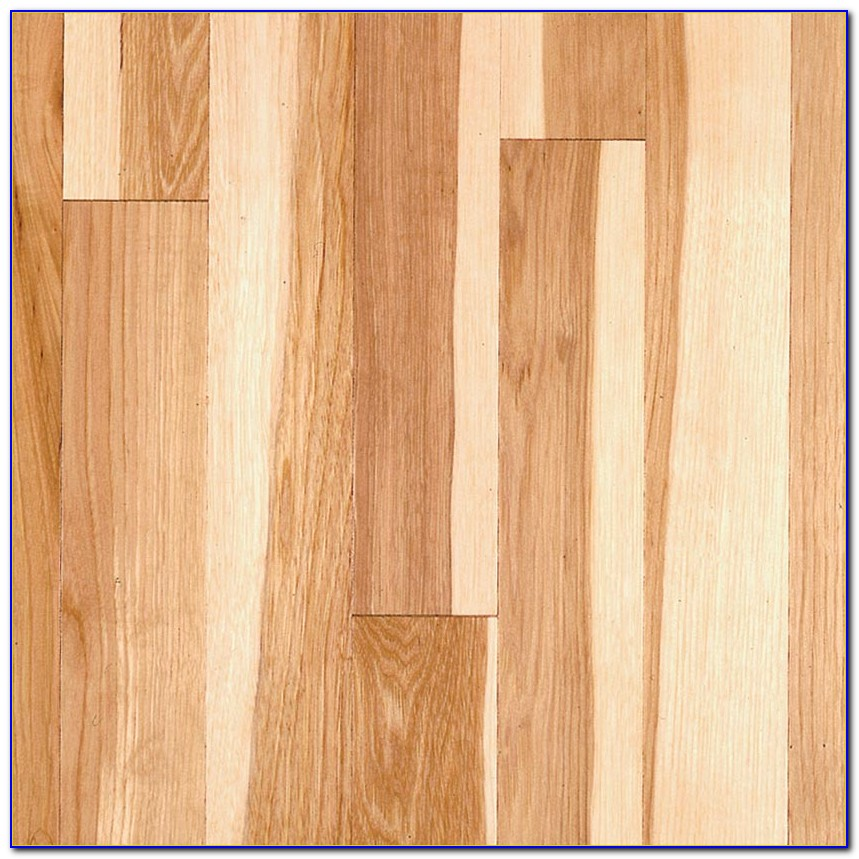 Natural Hickory Hardwood Flooring Pictures
