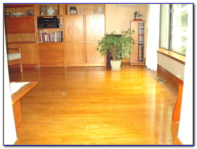 Non Toxic Hardwood Floor Finish