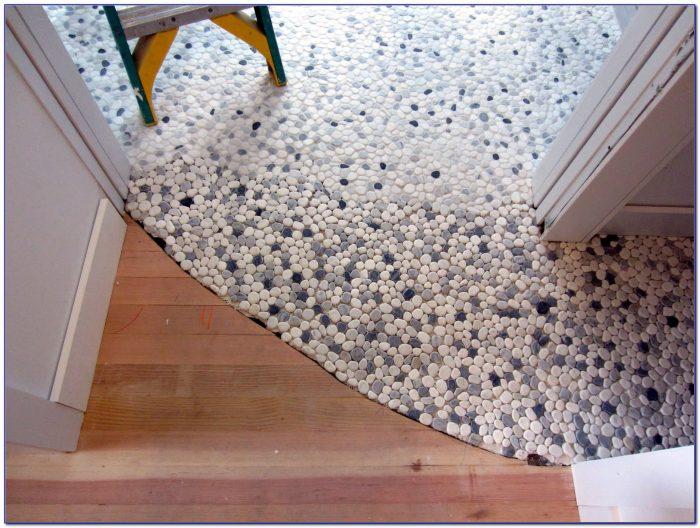 Pebble Stone Tile Flooring