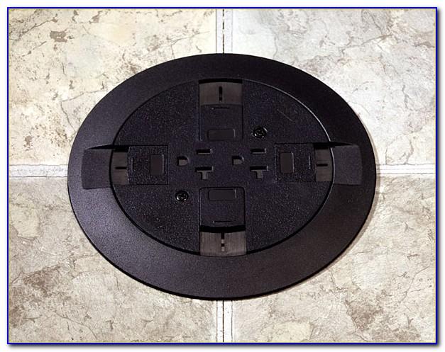 Carlon Poke Through Floor Box Flooring Home Design