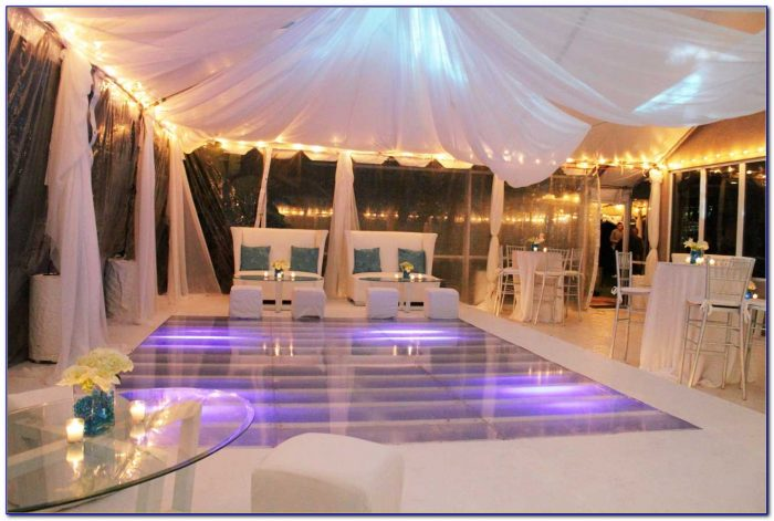 Pool Cover Dance Floor Perth