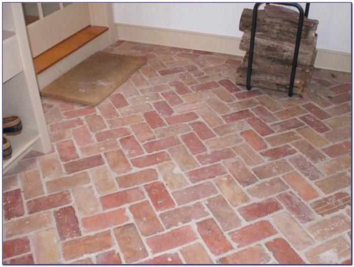 Porcelain Floor Tile That Looks Like Brick