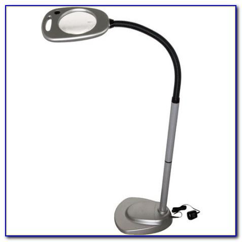 Professional's Floor Standing Magnifier Lamp