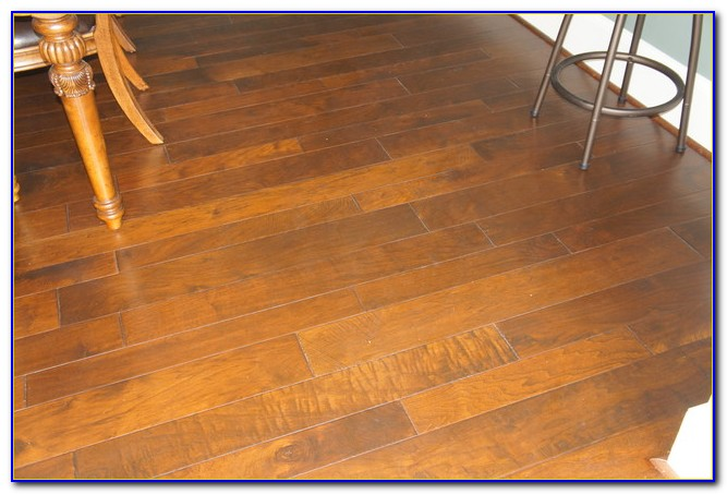 Random Width Engineered Hardwood Flooring
