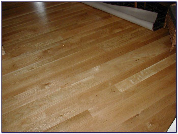 Random Width Wood Floors