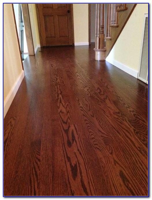 Red Mahogany Hardwood Floor Stain