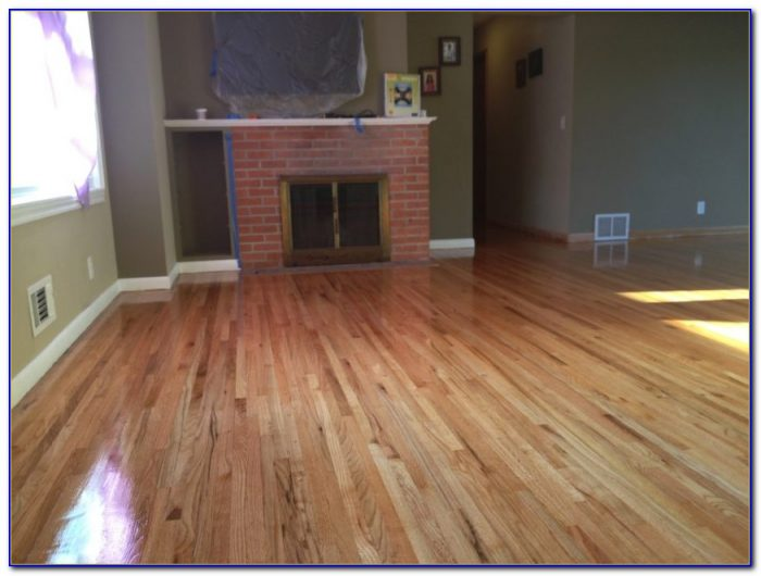 Restaining Wood Floors Without Sanding