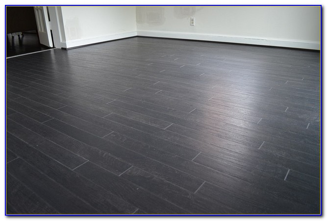Royelle Sheffley Black And White Vinyl Plank Flooring