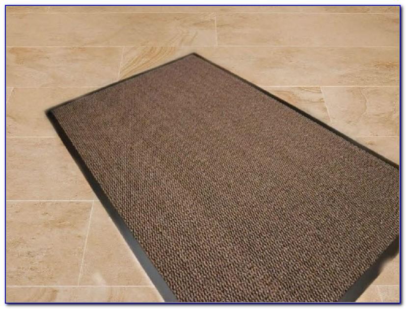 Rubber Backed Floor Mats Uk
