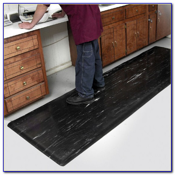 Rubber Backed Kitchen Floor Mats