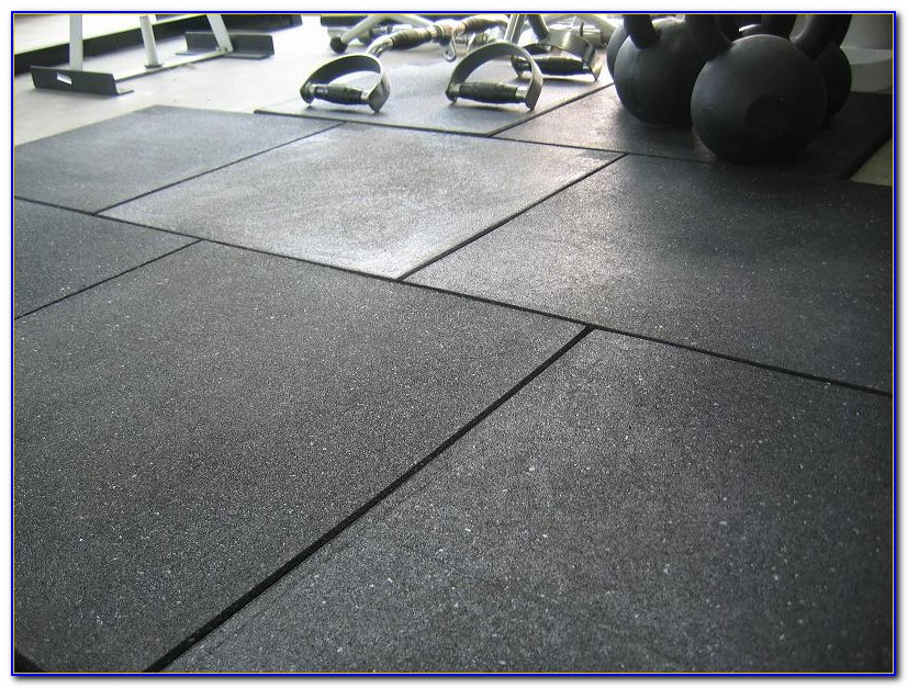 Rubber Floor Mats Gym