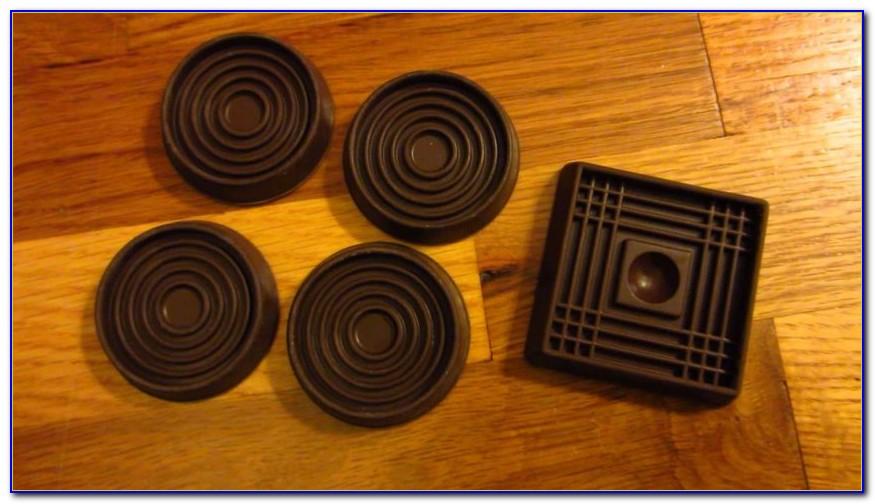 Rubber Wood Floor Furniture Protectors