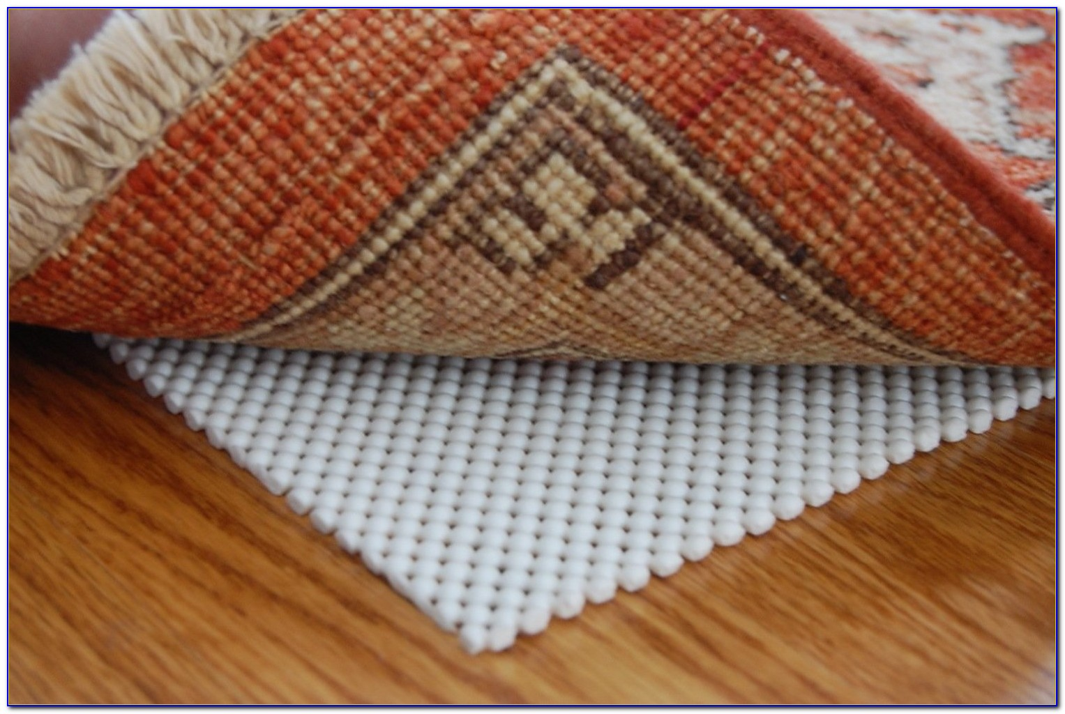 Rug Pad Wood Floors