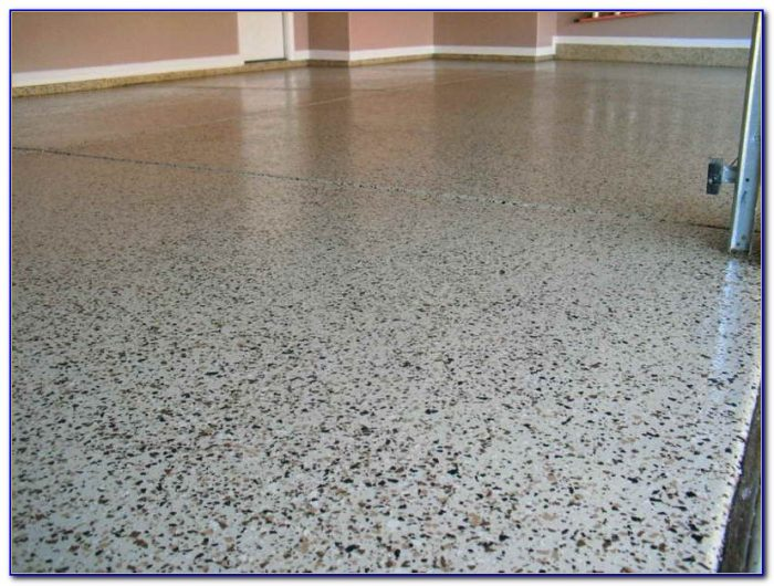 Rust Oleum Epoxyshield 2 Part Garage Floor Coating